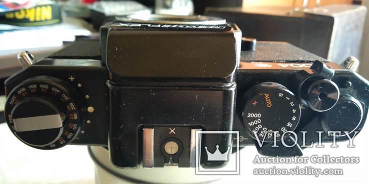 Фотоаппарат REVUEFLEX 4004 (тушка), фото №4