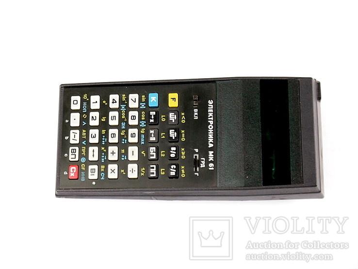 Калькулятор Электроника МК - 61, фото №5