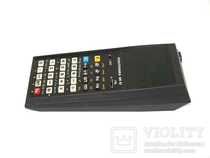 Калькулятор Электроника МК - 61, фото №7
