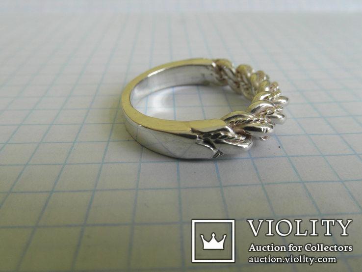 Кольцо КР копія, фото №4