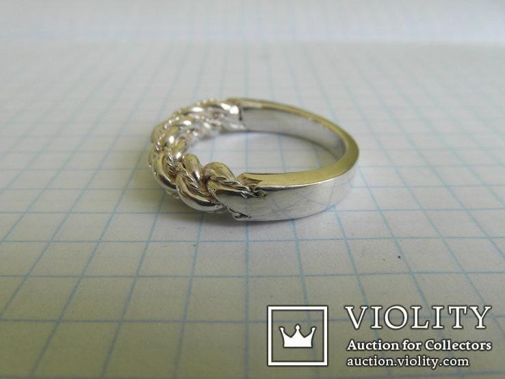 Кольцо КР копія, фото №6