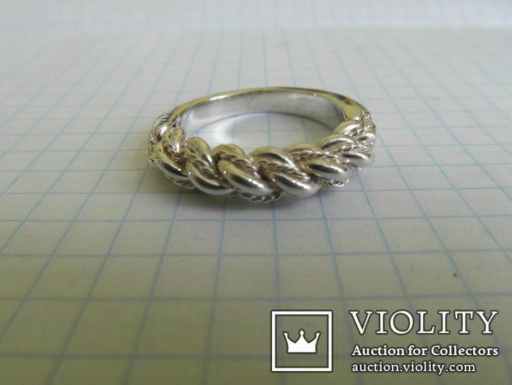 Кольцо КР копія, фото №7