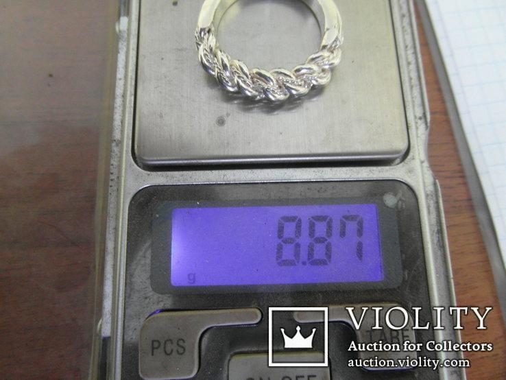 Кольцо КР копія, фото №11