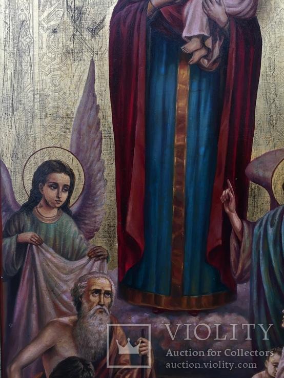 Икона Всех Скорбящих Радостей, фото №4