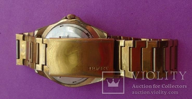 """Часы """"Полет"""". Олимпиада. Автоподзавод., фото №6"""