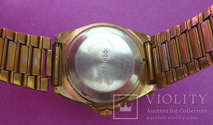 """Часы """"Полет"""". Олимпиада. Автоподзавод., фото №8"""
