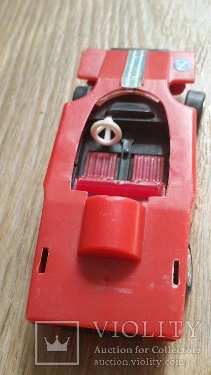 Игрушка СССР Авто (Спортивный) Завод сокол, фото №3