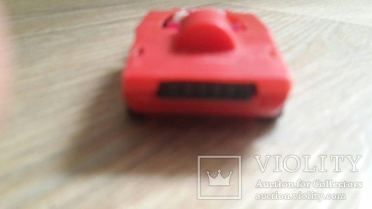 Игрушка СССР Авто (Спортивный) Завод сокол, фото №4