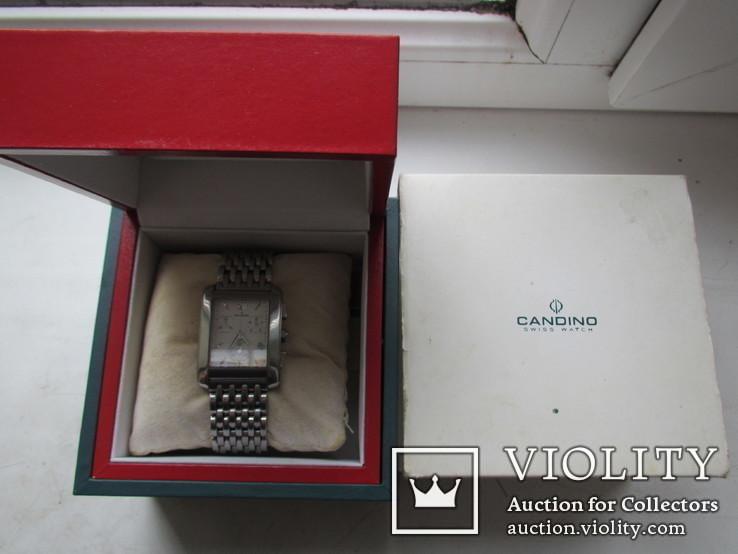 Часы Candino C 7502/1 хронограф