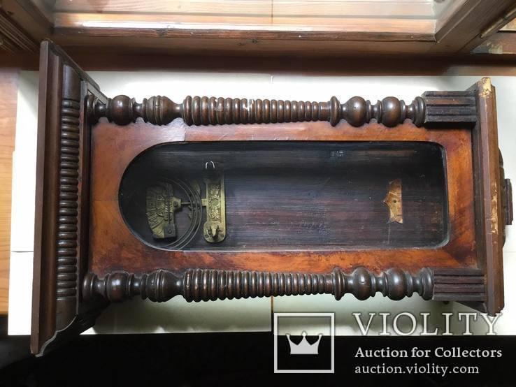 Старинные настенные часы  Le Roi a Paris, фото №4