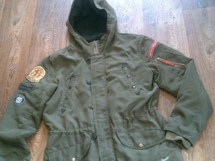 Куртка USAF N-3B, фото №2