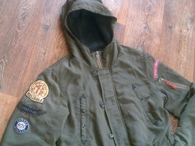 Куртка USAF N-3B, фото №5
