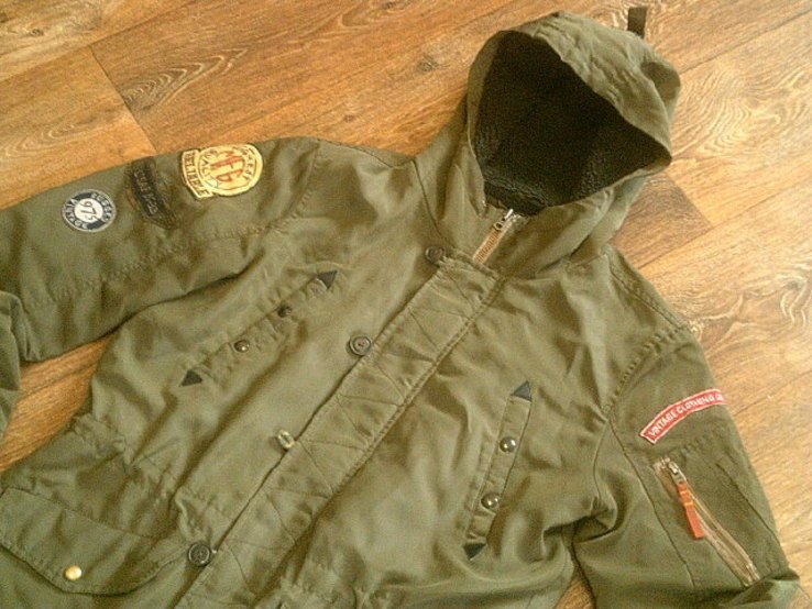 Куртка USAF N-3B, фото №8