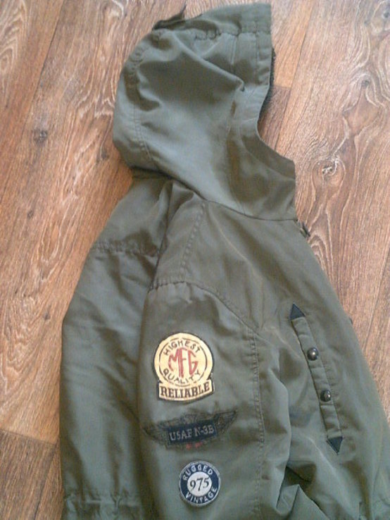 Куртка USAF N-3B, фото №9