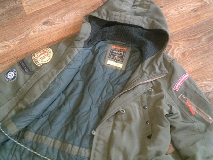 Куртка USAF N-3B, фото №13