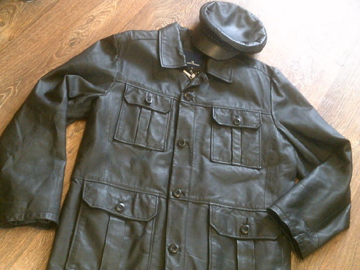 Tom Teilor + Harley Davidson разм. XL- куртка,футболка,кепка, фото №9