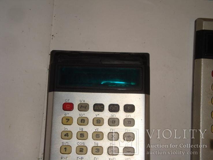 Калькуляторы СССР, 3 шт., фото №5