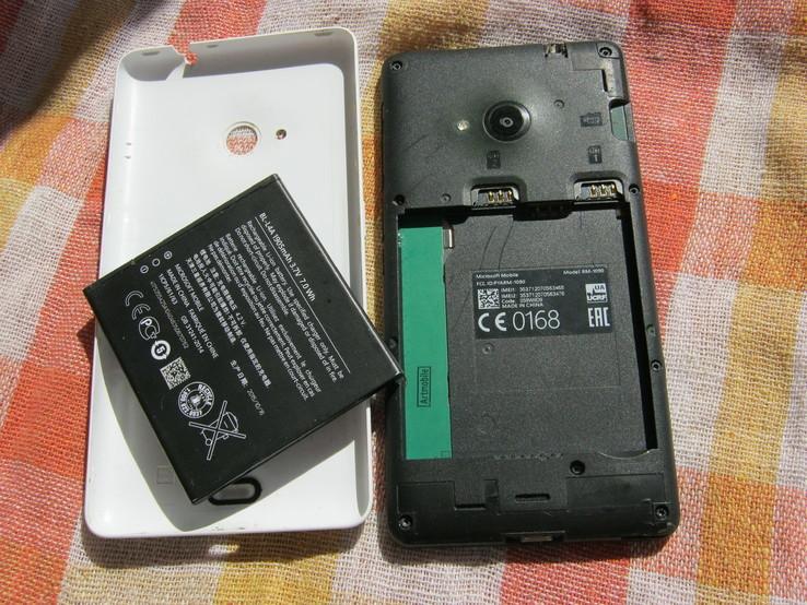 Смартфон белый, фото №5