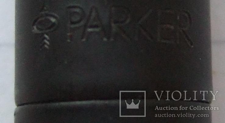 Новая перьевая ручка Parker Vector, made in UК. Перо F. Оригинал. Пишет мягко и тонко., фото №12