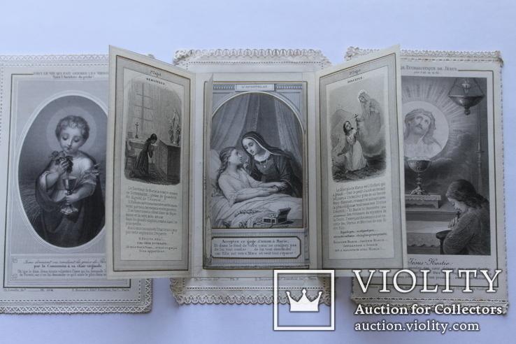 Старинные сувенирные открытки 19 век, фото №2
