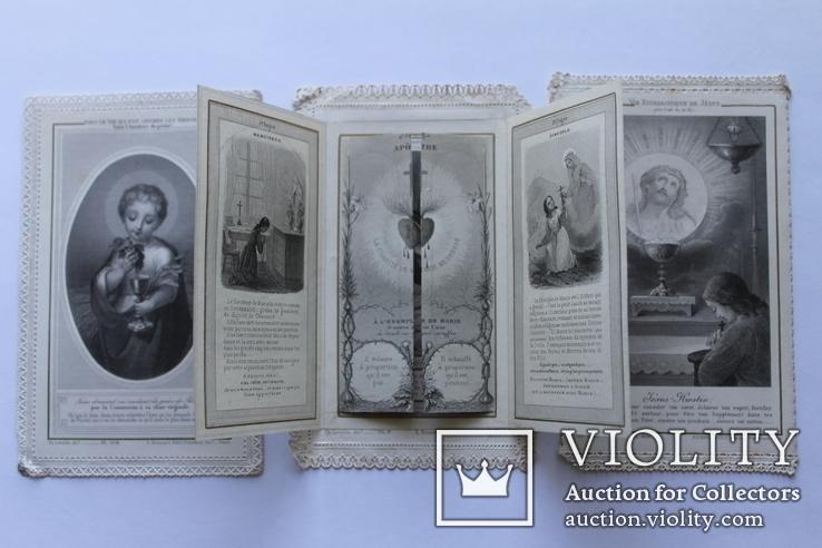 Старинные сувенирные открытки 19 век, фото №3