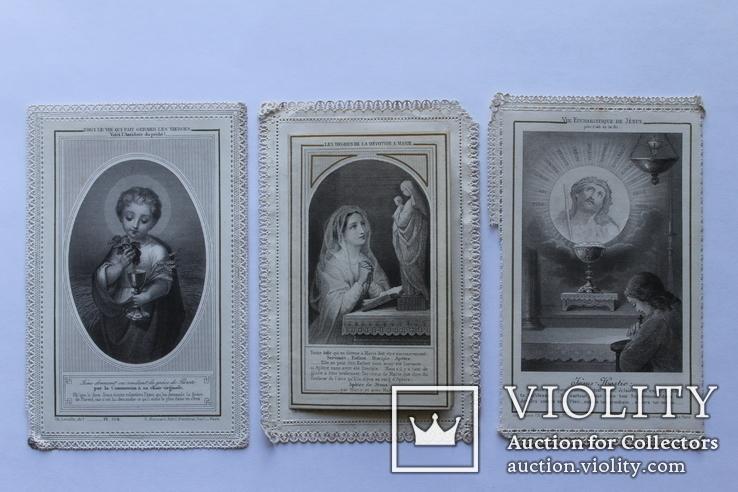 Старинные сувенирные открытки 19 век, фото №4