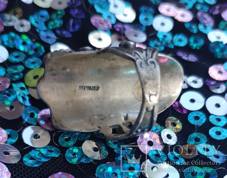 Кулон и перстень, фото №3
