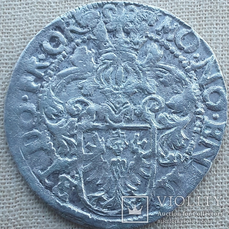 5 штюверів б.д.Східна Фризія (Німеч)ЕнноIII(1599-1625)