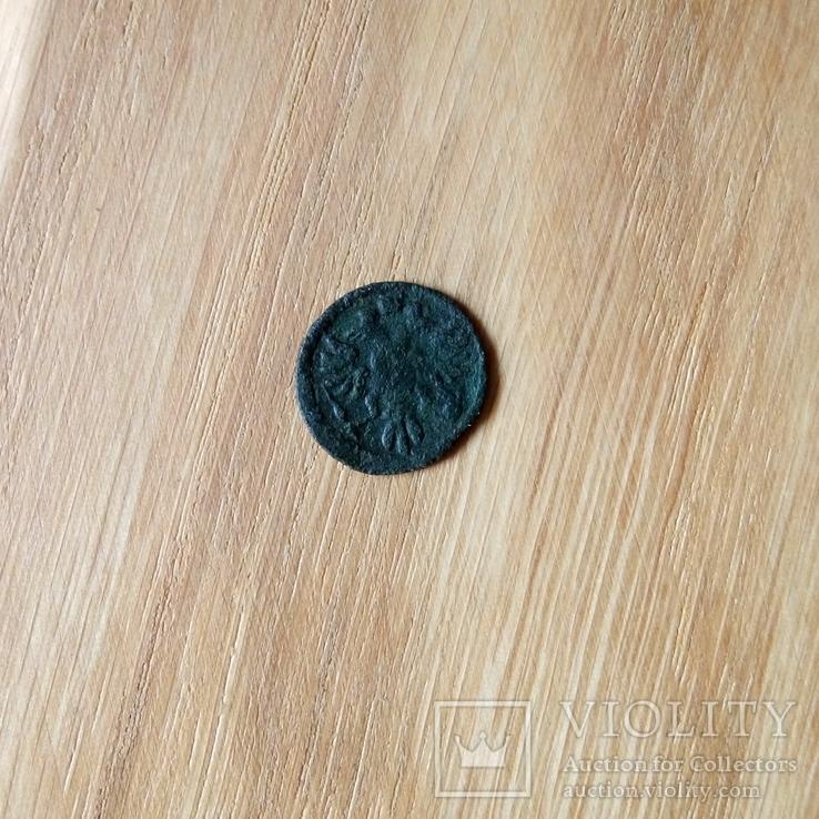 Полушка ВРП 1721 х года, фото №4