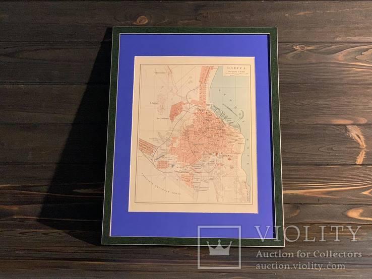 1900-е Карта Одессы, фото №4