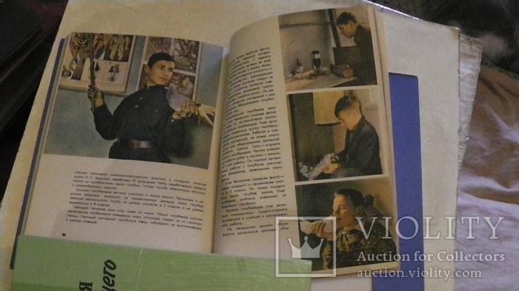 Голуби. Сборник статей. 1958 г., фото №8
