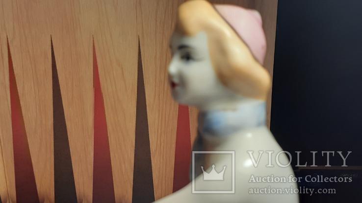 Девушка с  коньками ЗХК, фото №11