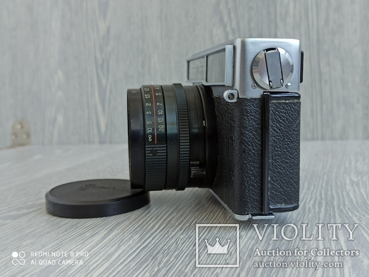 Фотоаппарат. Сокол / индустар 70, фото №3