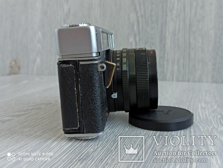 Фотоаппарат. Сокол / индустар 70, фото №5