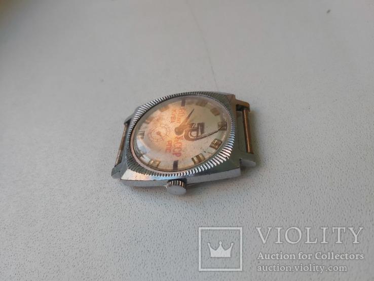 Часы 60 лет КУВА УзССР РПС, фото №4