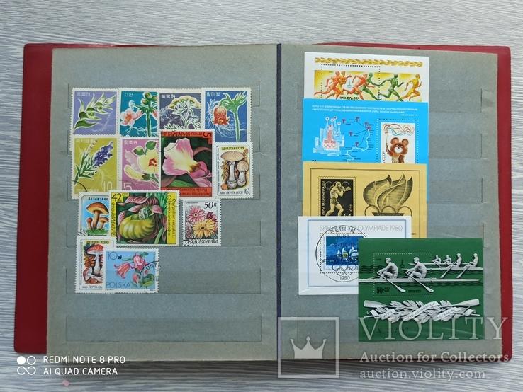 Мегалот. Марки периода СССР (альбомы, блоки, серии....), фото №13