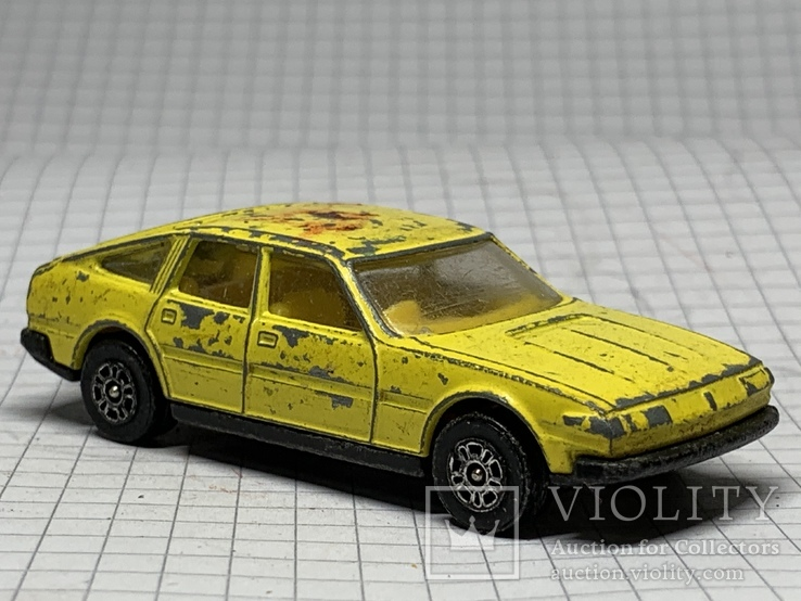 Corgi Rover 3500 Made in Gt Britain, фото №2