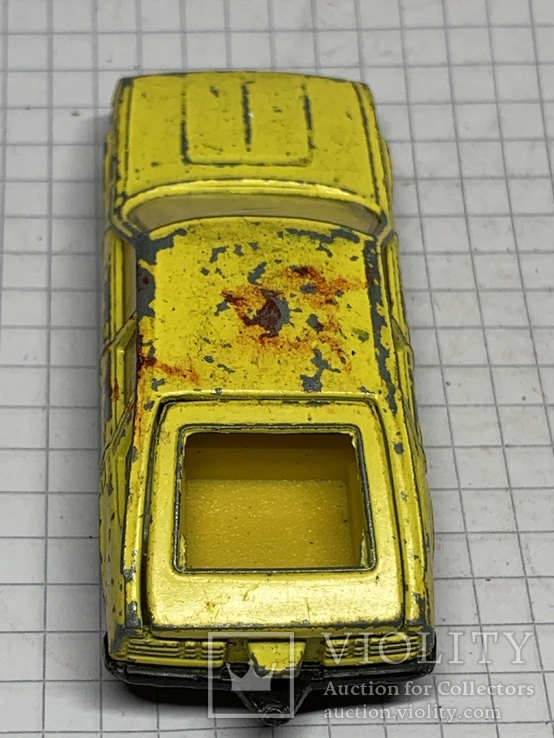 Corgi Rover 3500 Made in Gt Britain, фото №7
