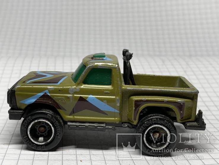 1982 Matchbox Flareside Pick-Up 1/76 Made in Macau, фото №3