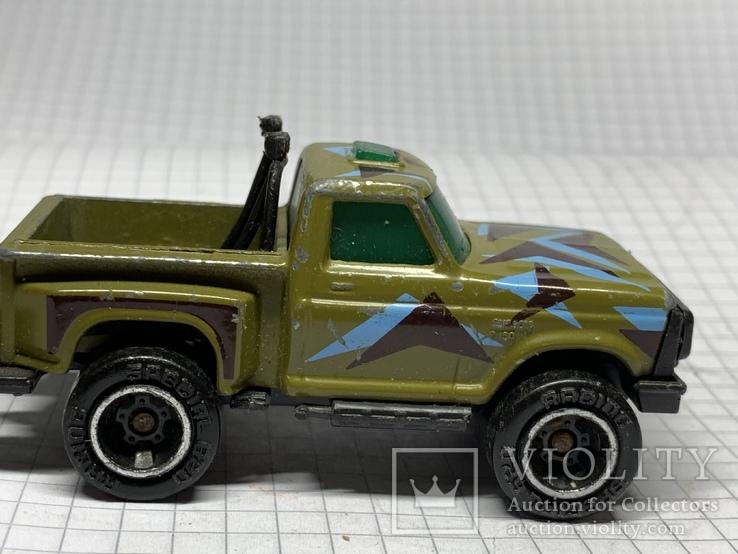 1982 Matchbox Flareside Pick-Up 1/76 Made in Macau, фото №4