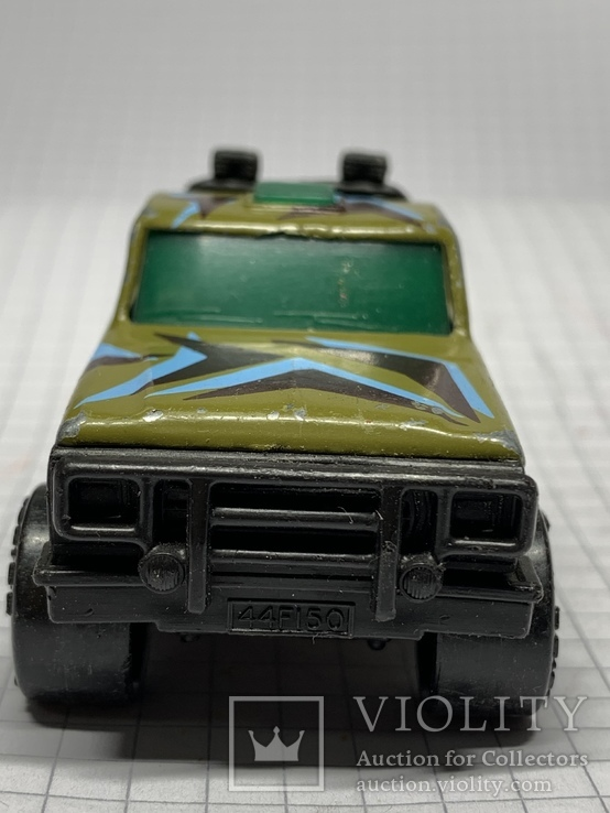 1982 Matchbox Flareside Pick-Up 1/76 Made in Macau, фото №5