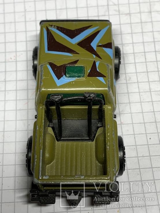 1982 Matchbox Flareside Pick-Up 1/76 Made in Macau, фото №8