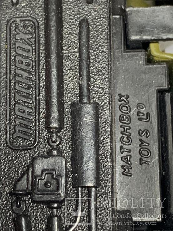 1982 Matchbox Flareside Pick-Up 1/76 Made in Macau, фото №10