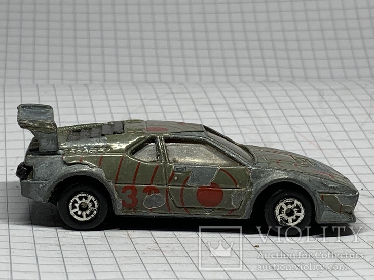 BMW M-1, фото №2