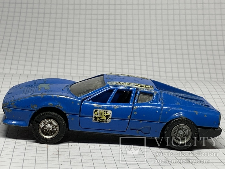 1/38 Ferrari BB512 Made in Hong Kong, фото №5