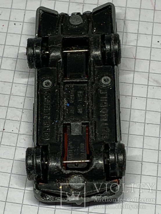 Batmobile - Corgi Toys - Batman & Robin - c1975-1979, фото №10