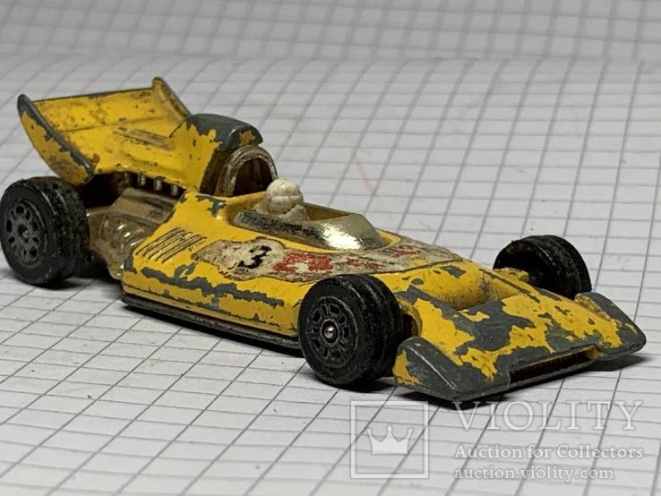 3396/69 Corgi Formula 1 Racer Made in Gt Britain, фото №2