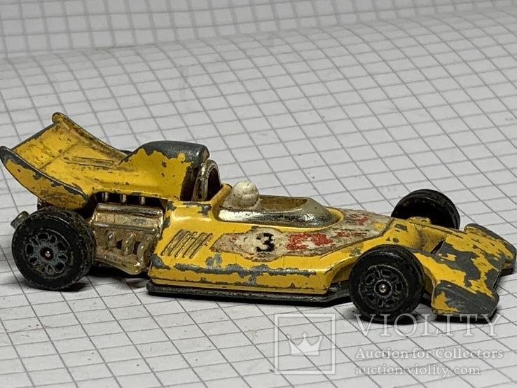 3396/69 Corgi Formula 1 Racer Made in Gt Britain, фото №3
