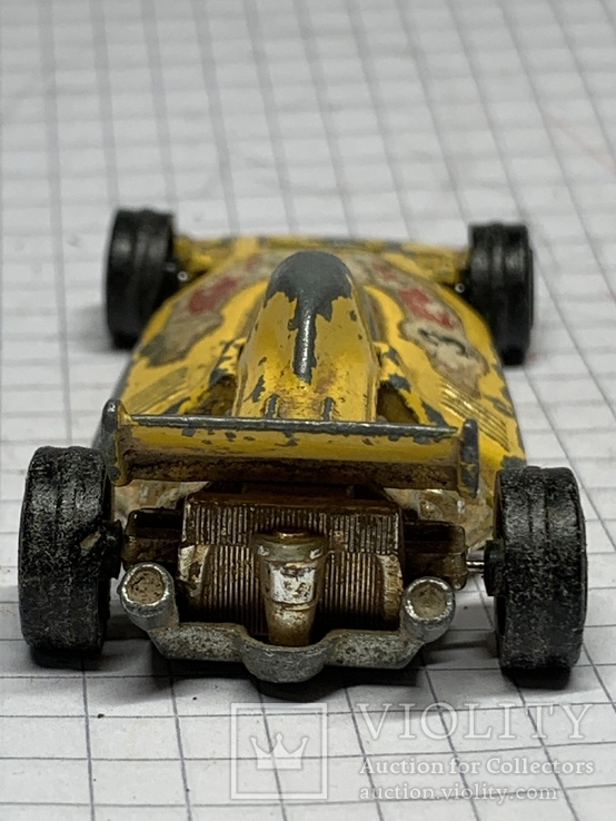 3396/69 Corgi Formula 1 Racer Made in Gt Britain, фото №7