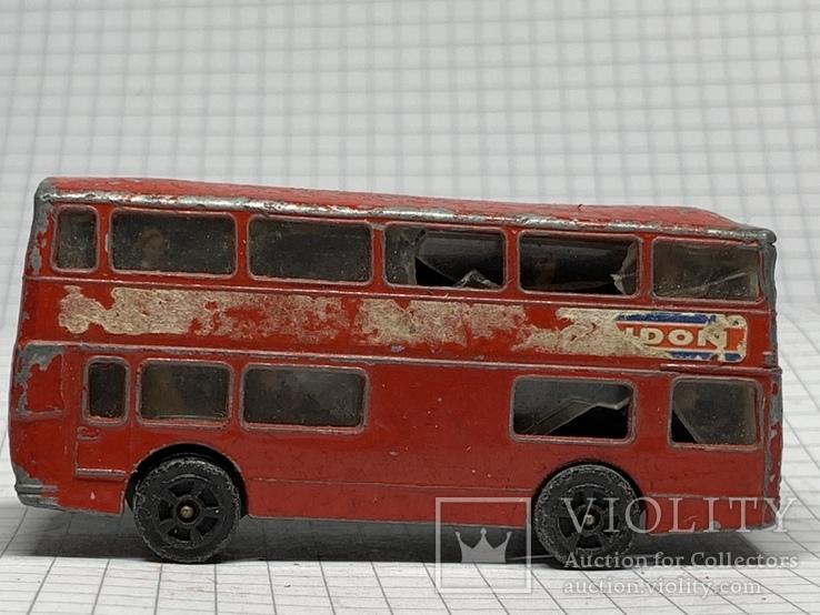 1278081 Corgi Daimler Fleetline Made in Gt Britain, фото №4